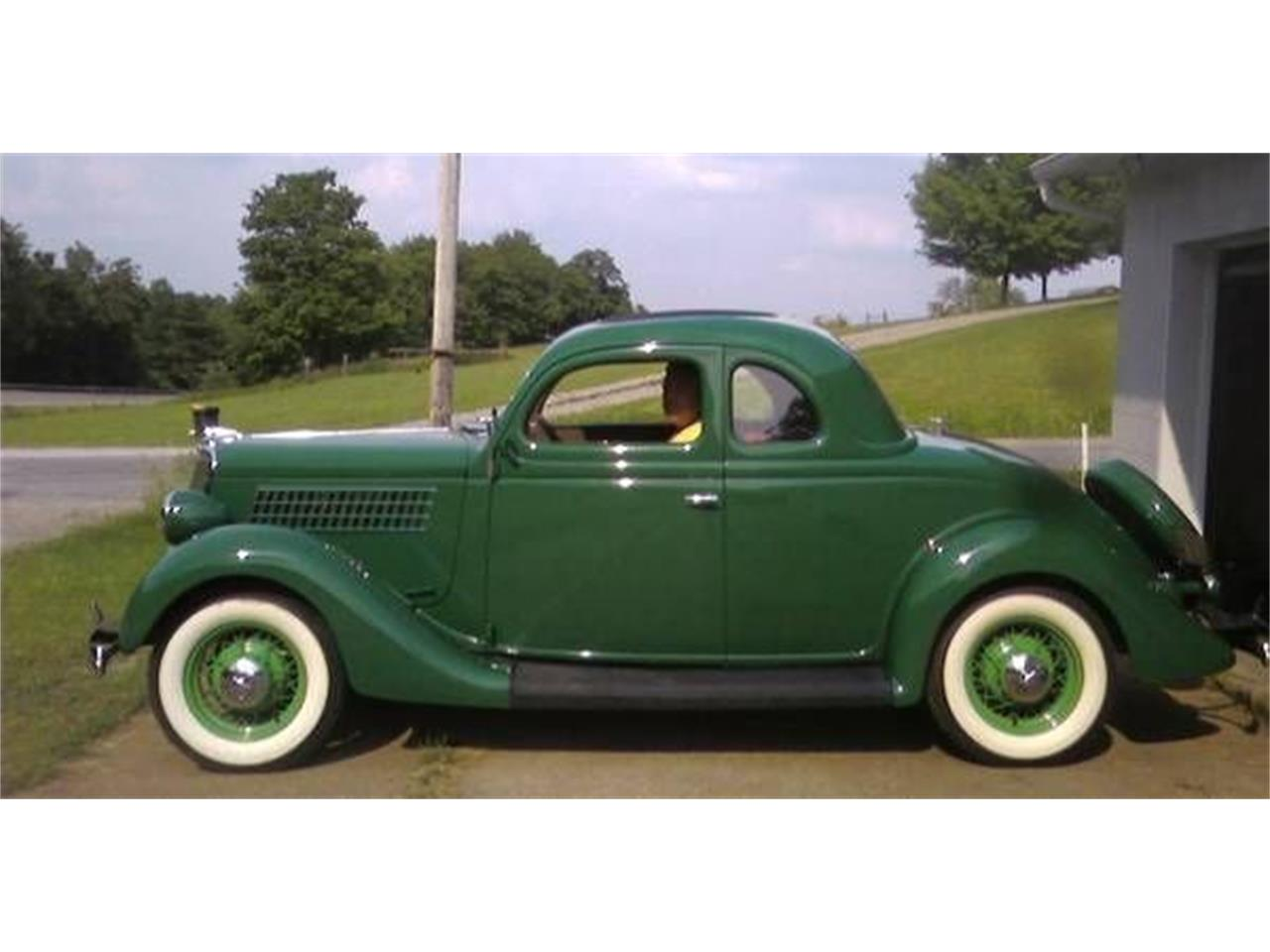 1935 Ford Coupe (CC-1179550) for sale in Cadillac, Michigan