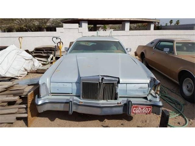 1975 Lincoln Continental (CC-1179560) for sale in Cadillac, Michigan
