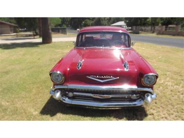 1957 Chevrolet Bel Air (CC-1179563) for sale in Cadillac, Michigan