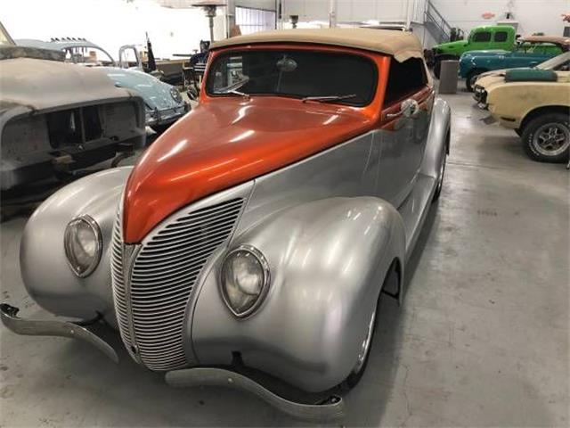 1938 Ford Convertible (CC-1179566) for sale in Cadillac, Michigan