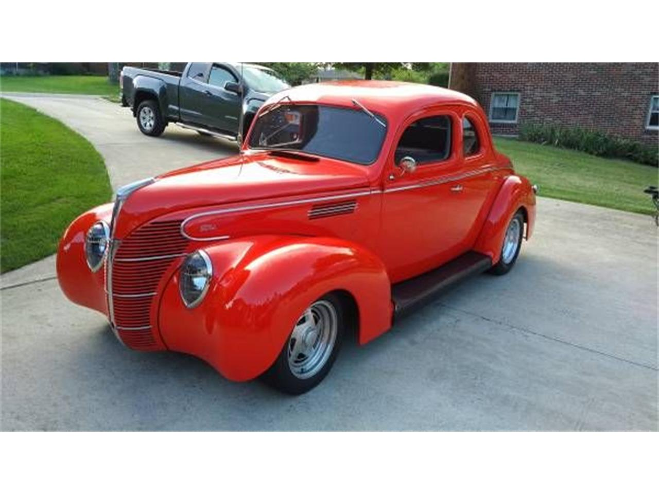 1939 Ford Coupe (CC-1179569) for sale in Cadillac, Michigan