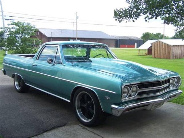 1965 Chevrolet El Camino (CC-1179575) for sale in Cadillac, Michigan