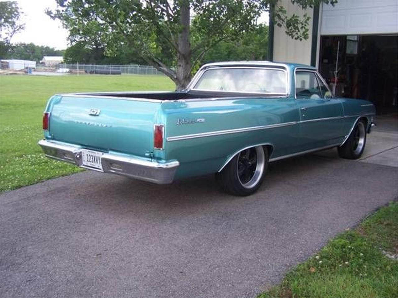 1965 Chevrolet El Camino (CC-1179575) for sale in Cadillac, Michigan
