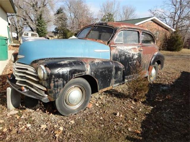 1947 Chevrolet Sedan (CC-1179587) for sale in Cadillac, Michigan