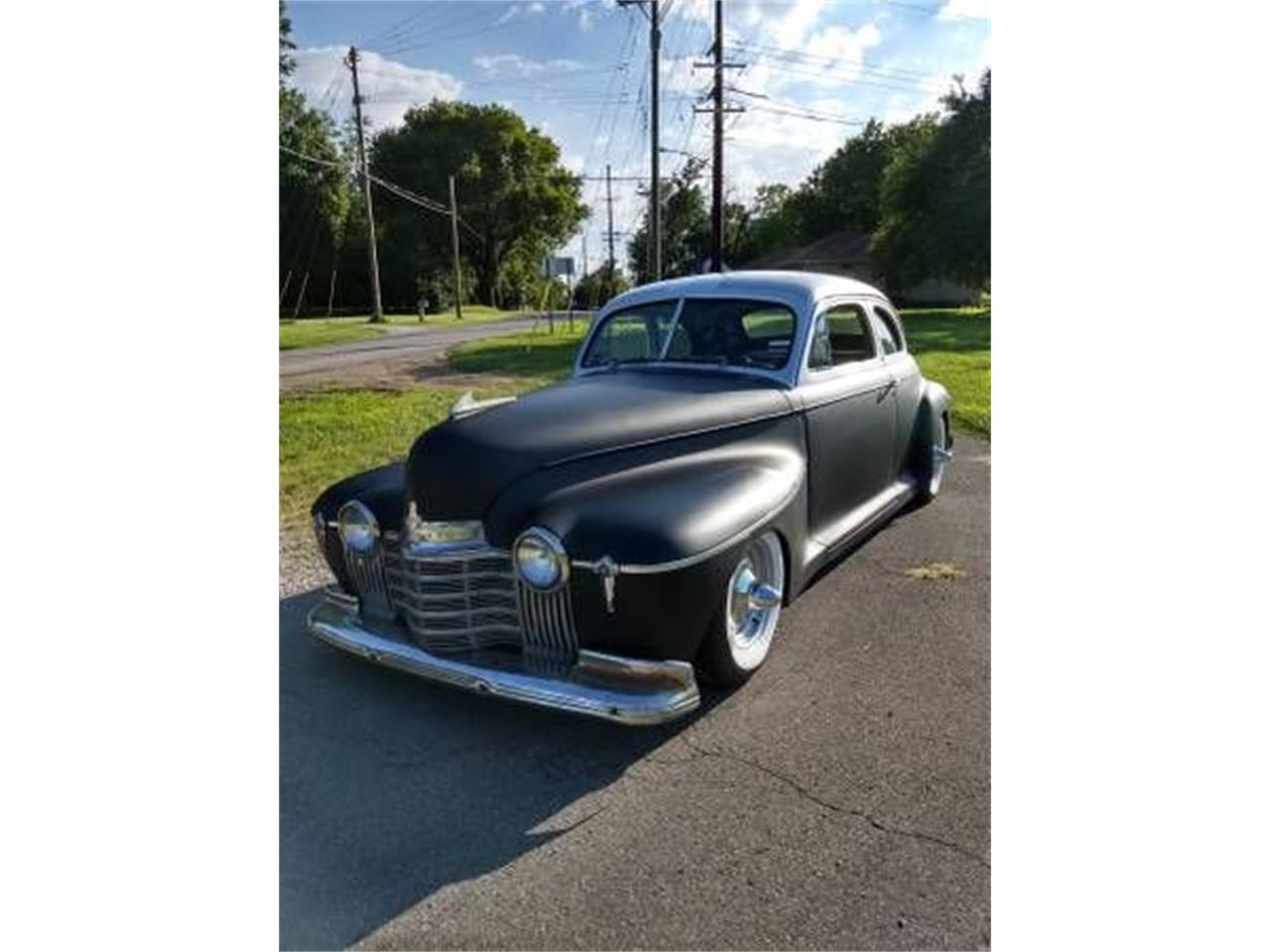 1941 Oldsmobile 66 (CC-1179590) for sale in Cadillac, Michigan