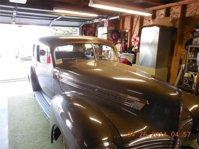 1941 Hudson Super 6 (CC-1179592) for sale in Cadillac, Michigan