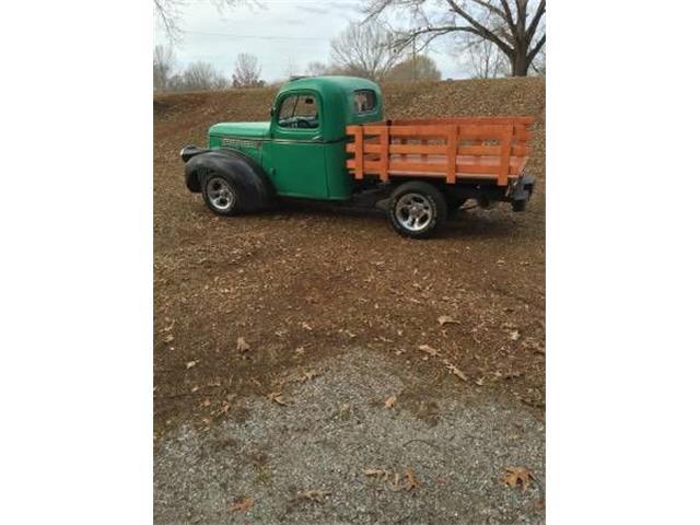 1946 Chevrolet Rat Rod (CC-1179594) for sale in Cadillac, Michigan