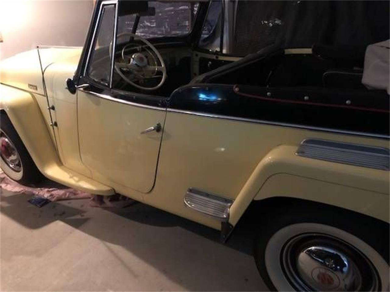1949 Willys Jeepster (CC-1179598) for sale in Cadillac, Michigan