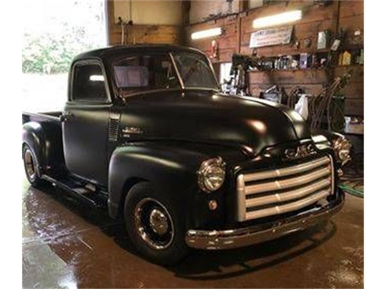 1950 Gmc Pickup For Sale Classiccars Com Cc 1179603