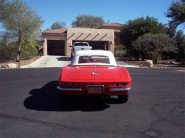 1961 Chevrolet Corvette (CC-1179629) for sale in Cadillac, Michigan