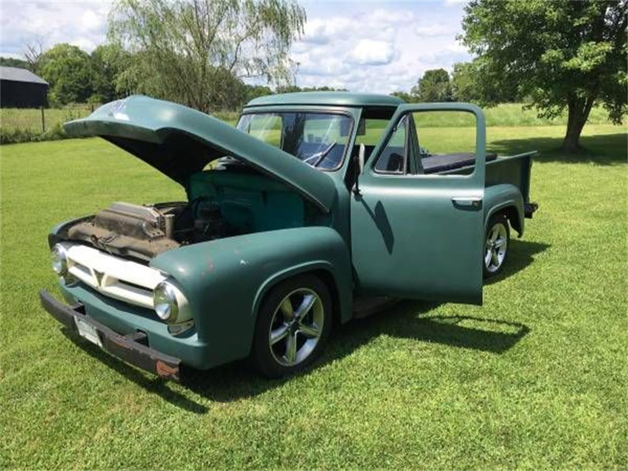 1953 Ford F100 (CC-1179631) for sale in Cadillac, Michigan