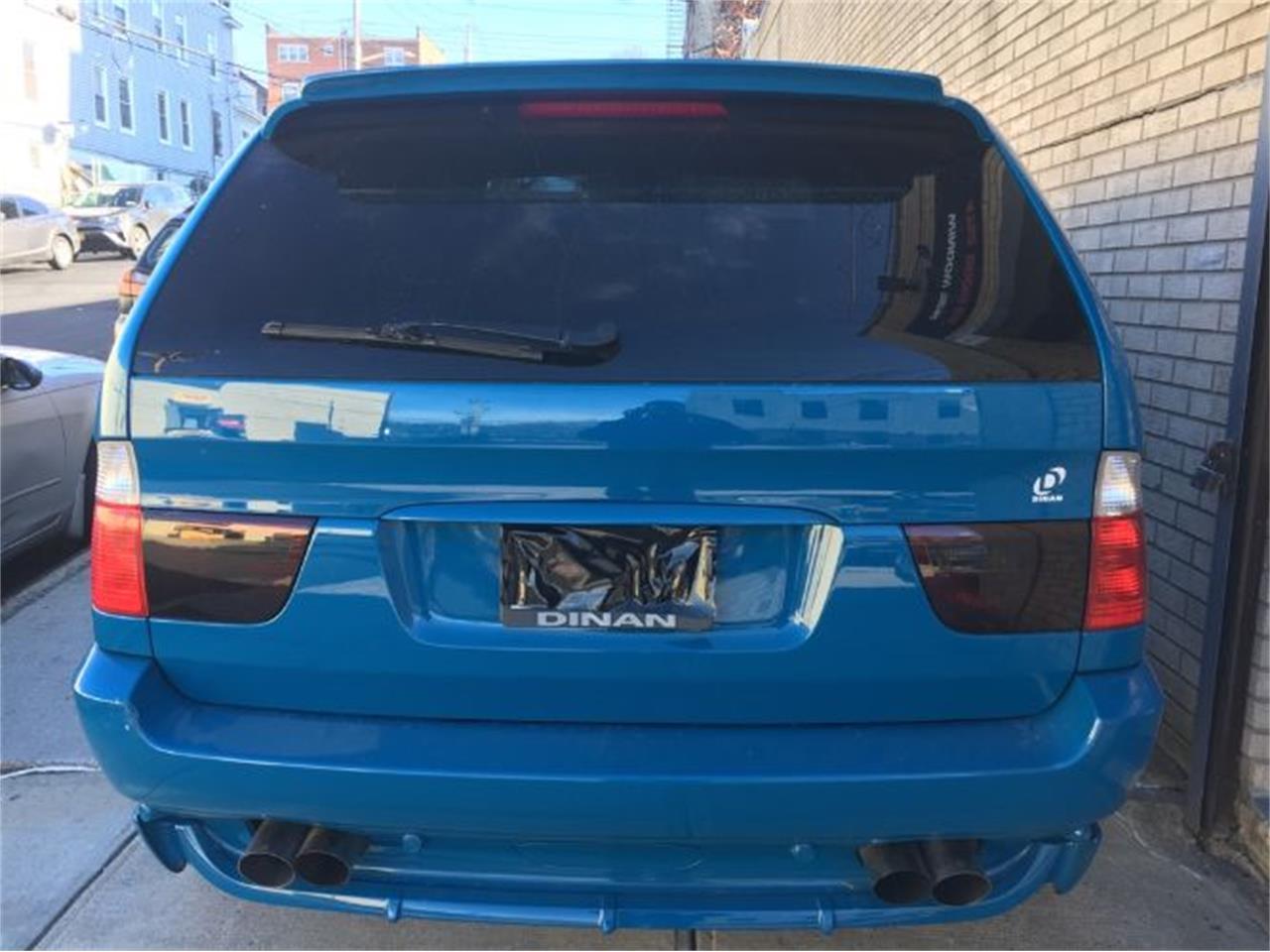2002 BMW X5 (CC-1179646) for sale in Cadillac, Michigan