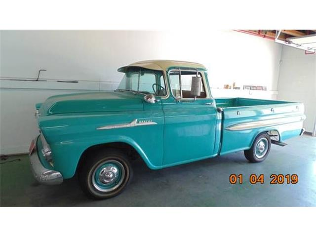 1958 Chevrolet 3100 (CC-1179655) for sale in Cadillac, Michigan