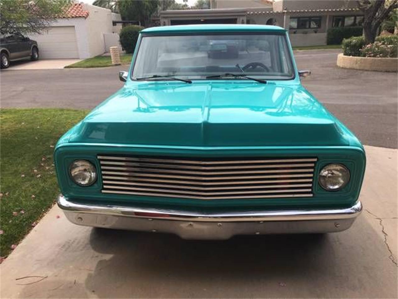 1969 Chevrolet C10 (CC-1179656) for sale in Cadillac, Michigan