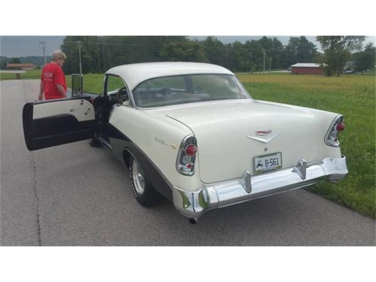 1956 Chevrolet Bel Air (CC-1179661) for sale in Cadillac, Michigan