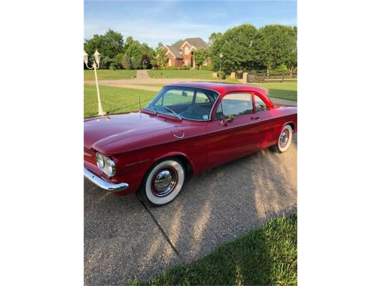 1960 Chevrolet Corvair (CC-1179664) for sale in Cadillac, Michigan