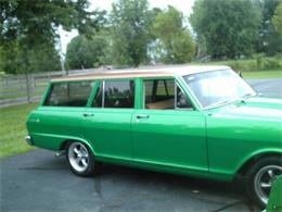 1963 Chevrolet Nova (CC-1179676) for sale in Cadillac, Michigan