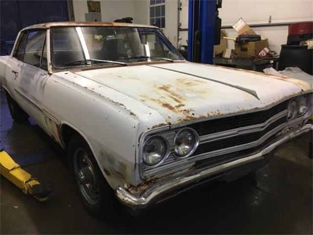 1965 Chevrolet Chevelle (CC-1179690) for sale in Cadillac, Michigan