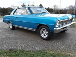 1966 Chevrolet Chevy II (CC-1179704) for sale in Cadillac, Michigan