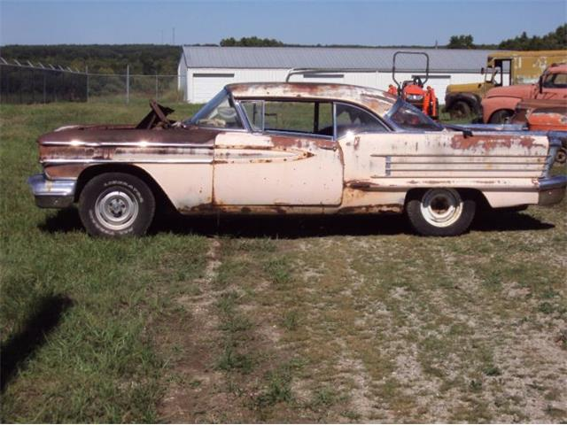 1958 Oldsmobile 88 (CC-1179714) for sale in Cadillac, Michigan