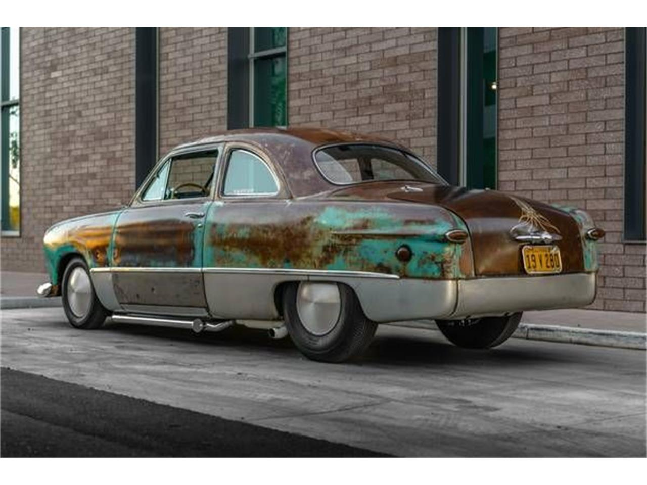 1949 Ford Business Coupe (CC-1179729) for sale in Cadillac, Michigan