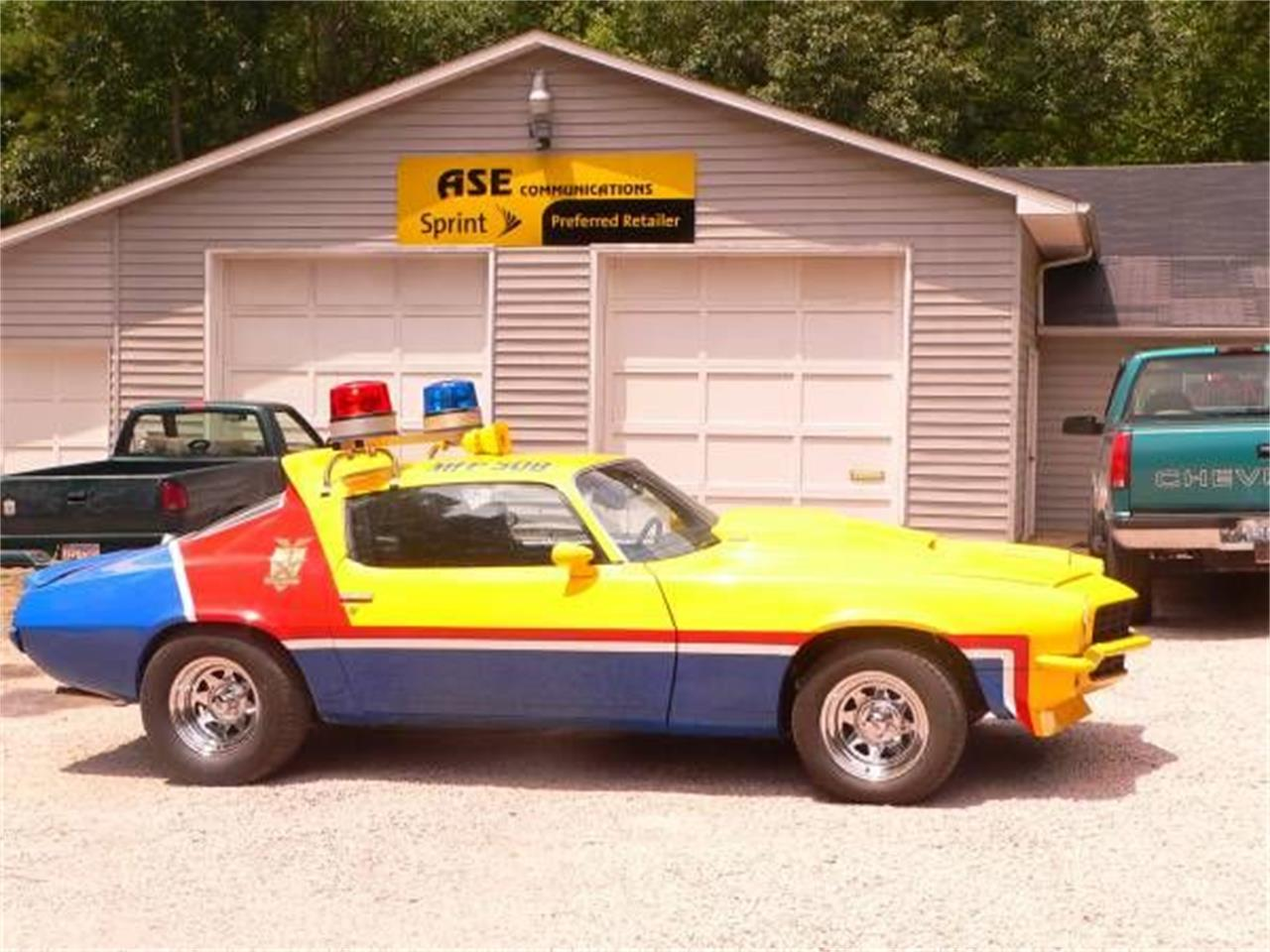 1973 Chevrolet Camaro (CC-1179731) for sale in Cadillac, Michigan