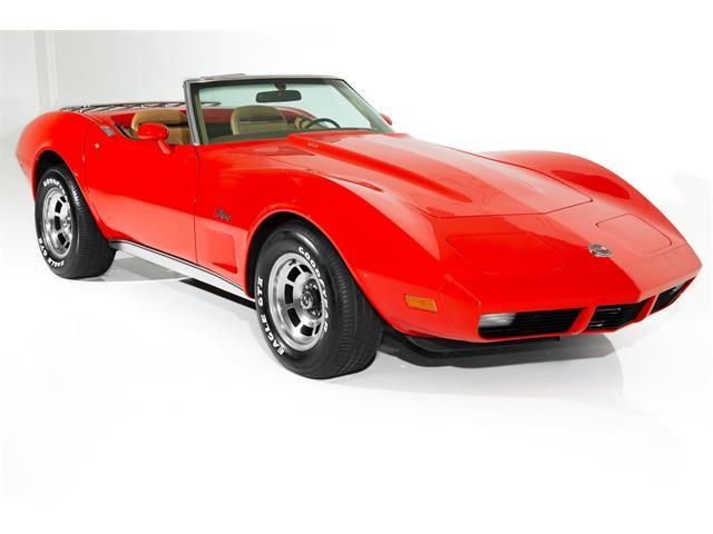 1974 Chevrolet Corvette (CC-1179743) for sale in Des Moines, Iowa