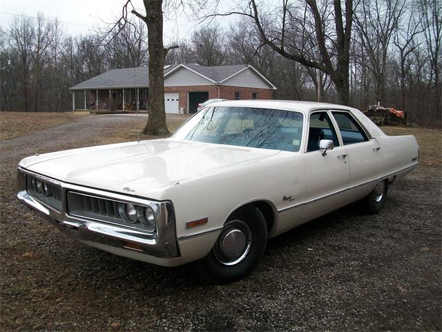 1972 Chrysler Newport (CC-1179822) for sale in Baldwin, Illinois