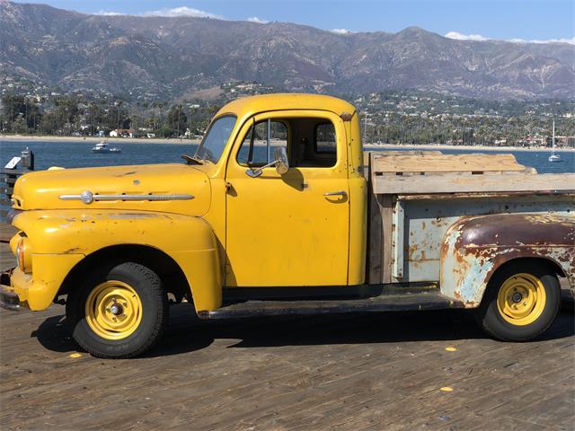 1951 Ford F2 (CC-1179823) for sale in Santa Barbara, California