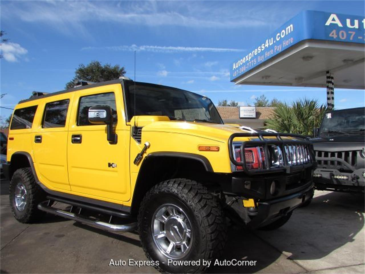 8 Hummer H8 for Sale | ClassicCars.com | CC-8 | hummer h2 for sale in florida