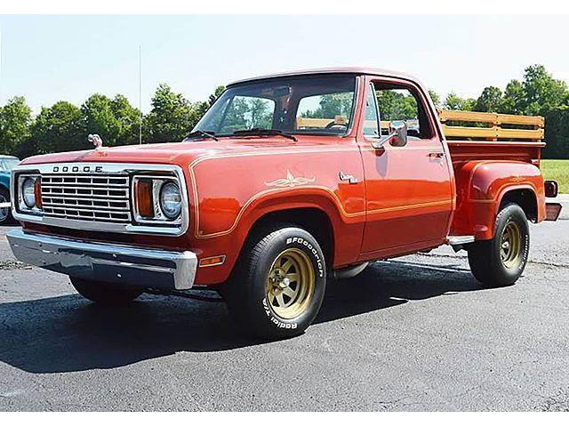 1978 Dodge Warlock (CC-1179884) for sale in Malone, New York