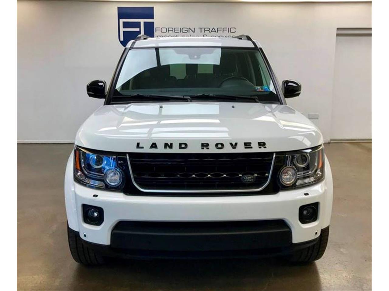 2016 Land Rover LR4 (CC-1179895) for sale in Allison Park, Pennsylvania