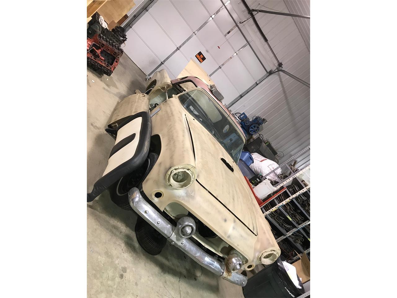 1956 Ford Thunderbird (CC-1181000) for sale in Racine, Ohio