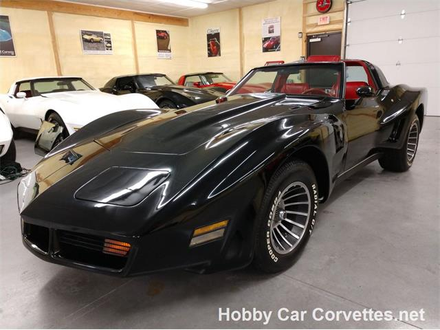 1980 Chevrolet Corvette (CC-1181004) for sale in Martinsburg, Pennsylvania