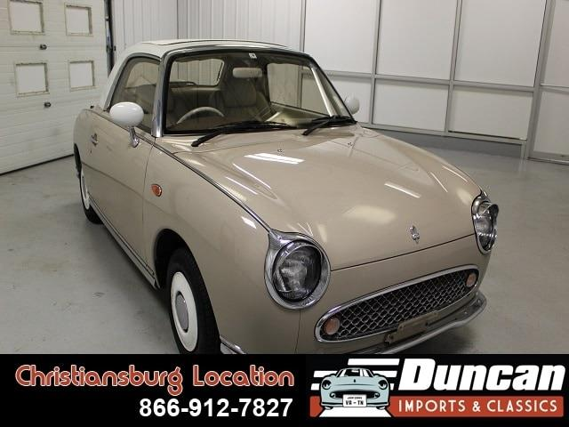 1991 Nissan Figaro (CC-1181027) for sale in Christiansburg, Virginia