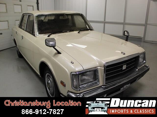 1986 Toyota Century (CC-1181029) for sale in Christiansburg, Virginia