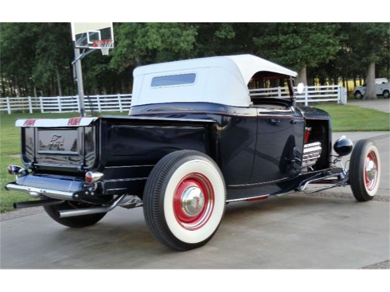 1932 Ford Custom (CC-1181067) for sale in Cadillac, Michigan