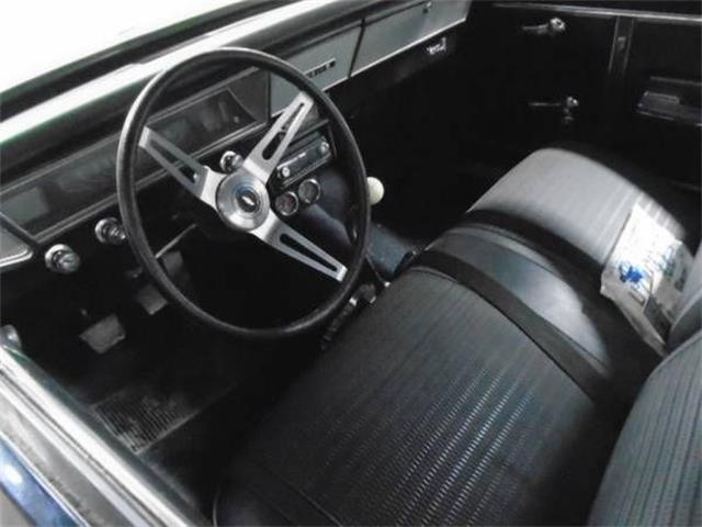 1967 Chevrolet Nova (CC-1181078) for sale in Cadillac, Michigan