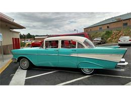 1957 Chevrolet Bel Air (CC-1181096) for sale in Cadillac, Michigan