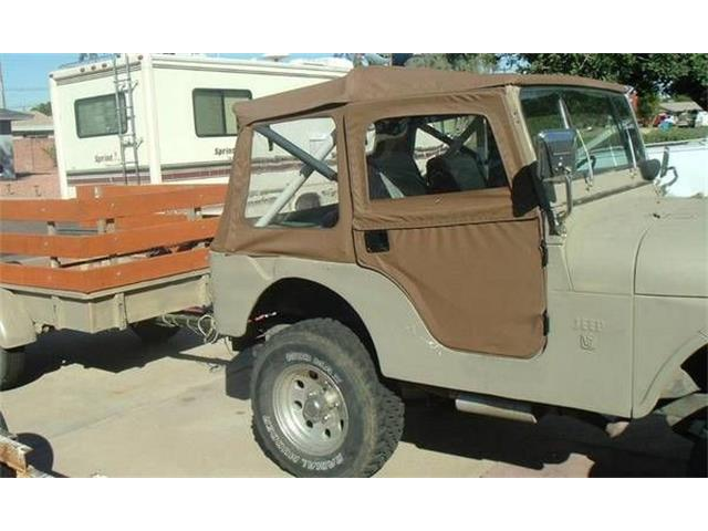 1969 Jeep CJ (CC-1181099) for sale in Cadillac, Michigan