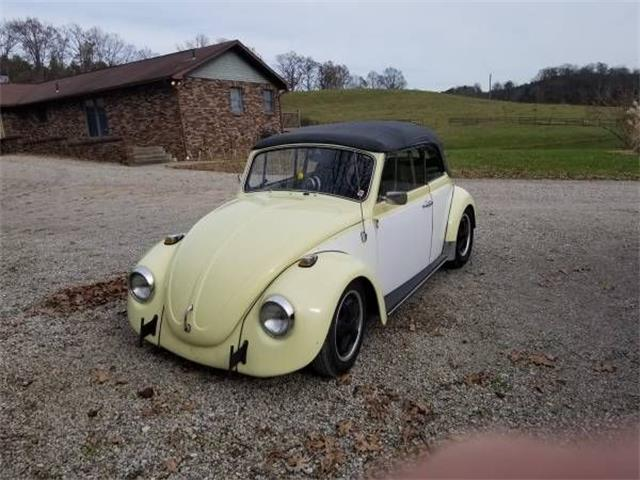 1969 Volkswagen Beetle (CC-1181116) for sale in Cadillac, Michigan