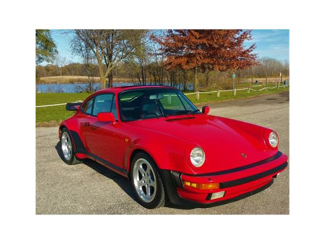 1986 Porsche 930 Turbo (CC-1180116) for sale in Cedar Falls, Iowa