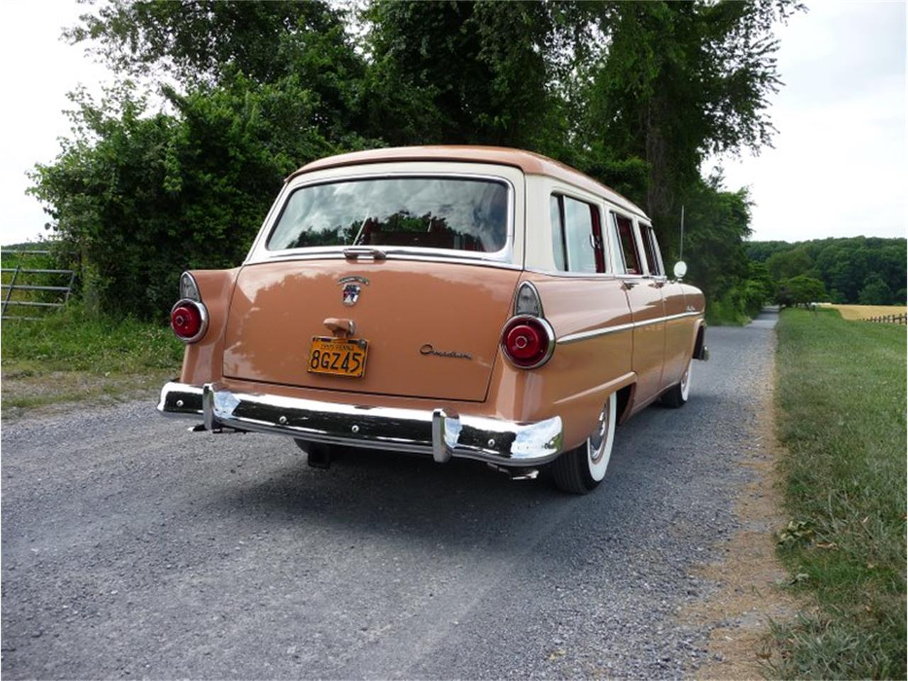 1955 Ford Station Wagon (CC-1181199) for sale in West Chester, Pennsylvania