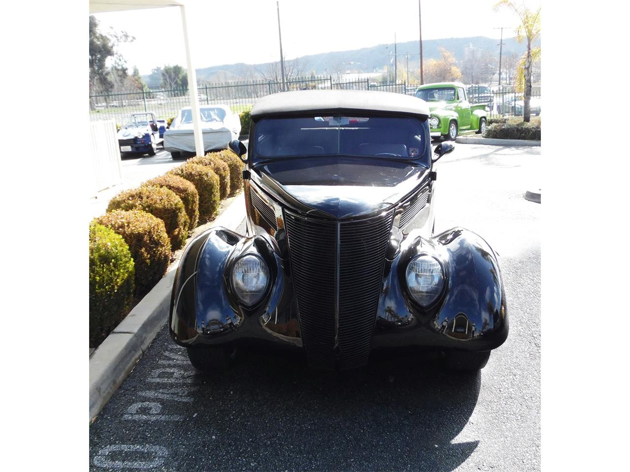 1937 Ford Phaeton (CC-1181260) for sale in Redlands, California