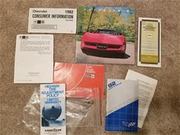 1982 Chevrolet Corvette (CC-1181266) for sale in Fairhope, Alabama
