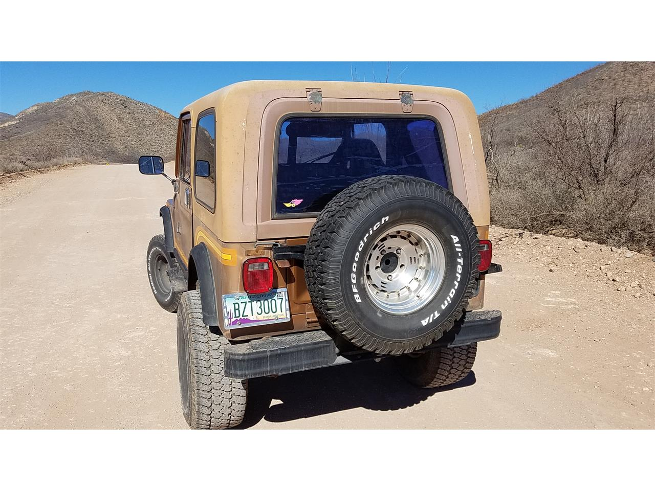1985 Jeep Renegade (CC-1181274) for sale in TUCSON, Arizona