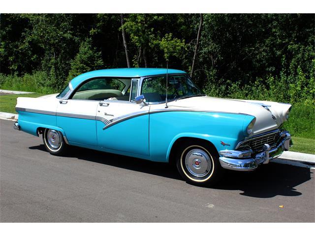 1956 Ford Fairlane (CC-1180136) for sale in Minneapolis, Minnesota