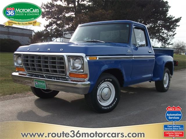 1978 Ford F100 (CC-1181419) for sale in Dublin, Ohio