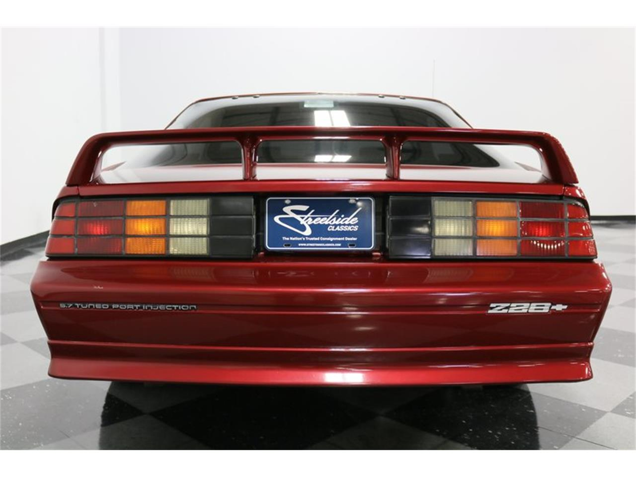 1991 Chevrolet Camaro (CC-1181431) for sale in Ft Worth, Texas