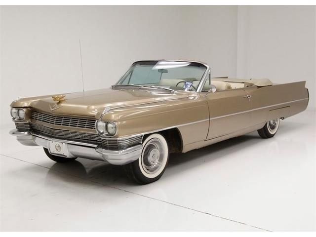 1964 Cadillac DeVille (CC-1181436) for sale in Morgantown, Pennsylvania